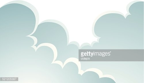 Cloud puffy. Clouds cartoon premium clipart