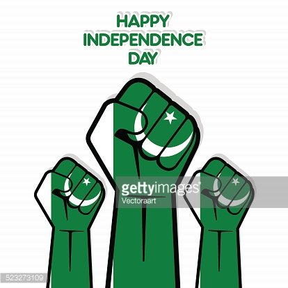 Independence Day of Pakistan banner design