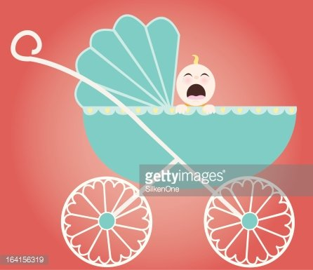 Baby and Carriage
