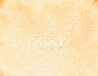 Orange watercolor background
