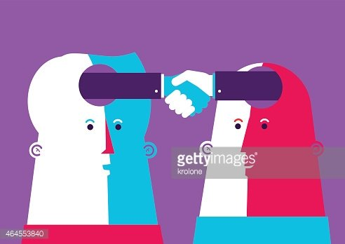 Two Heads Silhouette Stock Illustrations – 538 Two Heads Silhouette Stock  Illustrations, Vectors & Clipart - Dreamstime