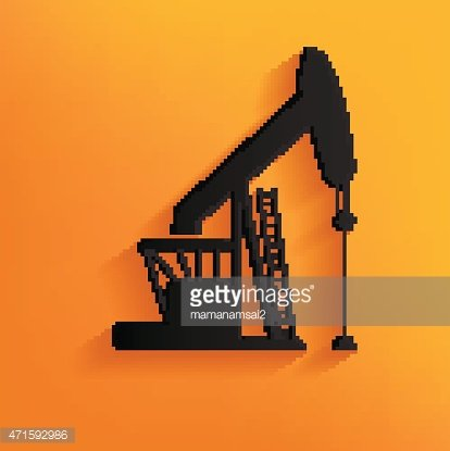 Oil industry design on yellow background,clean vector