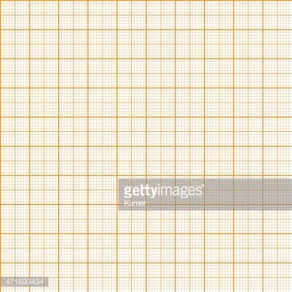 vector graph millimeter paper seamless pattern premium clipart