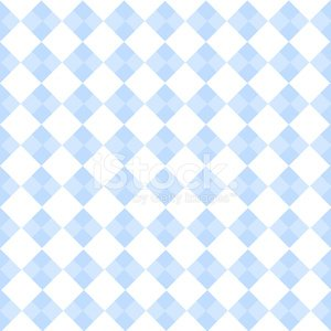 Abstract square blue pattern background
