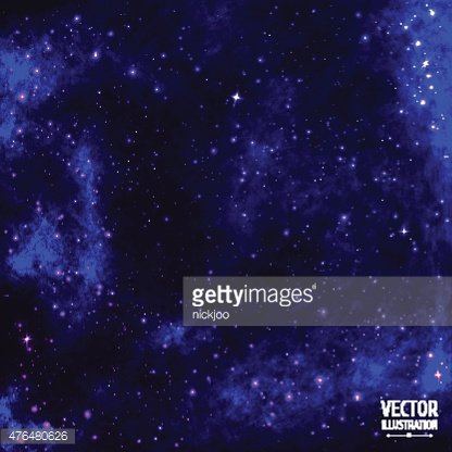 Galaxy colorful. Cosmic space background with