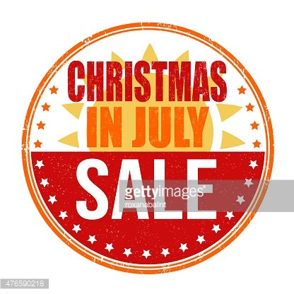 Christmas In July Clipart.Christmas In July Stamp Premium Clipart Clipartlogo Com