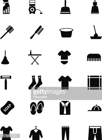 Cleaning Vector Icons 4