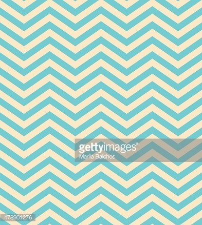 turquoise gradient chevron seamless pattern background vector