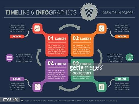 Web Template for circle diagram or presentation.