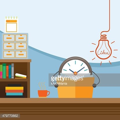 Clock Character Work and Reading for Ideas