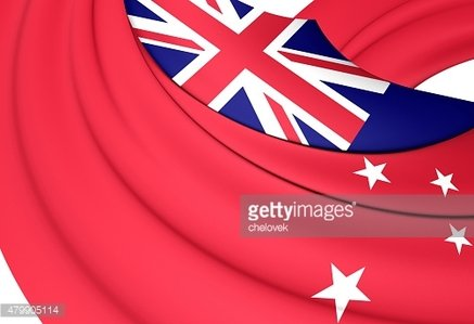 Civil Ensign of New Zealand