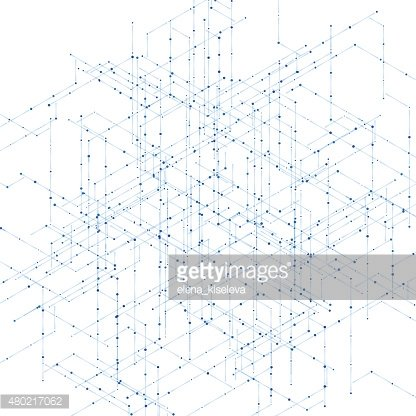 Abstract isometric computer generated 3d blueprint visualization abstract isometric computer generated 3d blueprint visualization lines background vector malvernweather Images