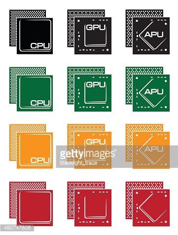collection of microprocessors
