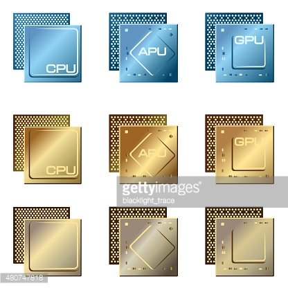 different types of processors