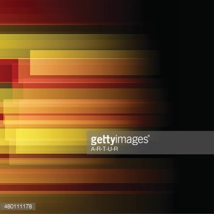 Abstract background for design in warm colors