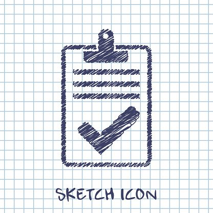Quality control related vector icon. Pass