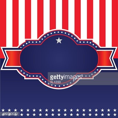 4th of July, independence day ,badge
