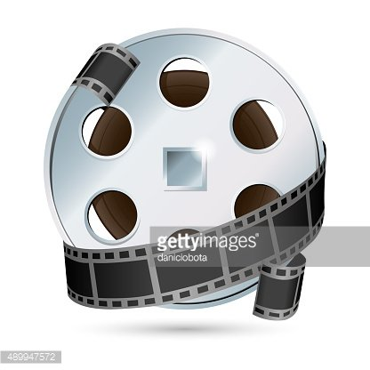 camera with reel