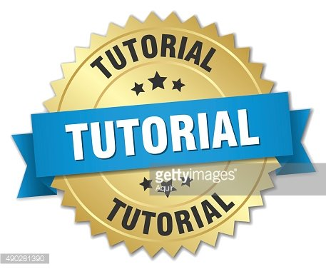 tutorial 3d gold badge with blue ribbon