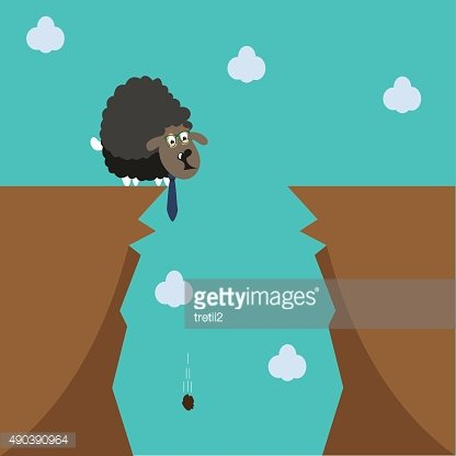 the sheep and the business of creative character vector graphics.cartoon