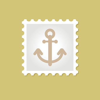 Anchor vector stamp