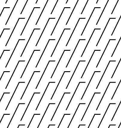 Black and white seamless pattern modern stylish with line.