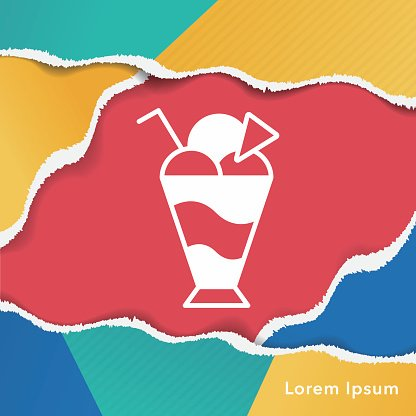 dessert ice cream icon
