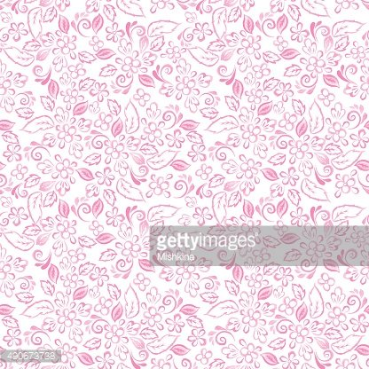 floral watercolor pattern.