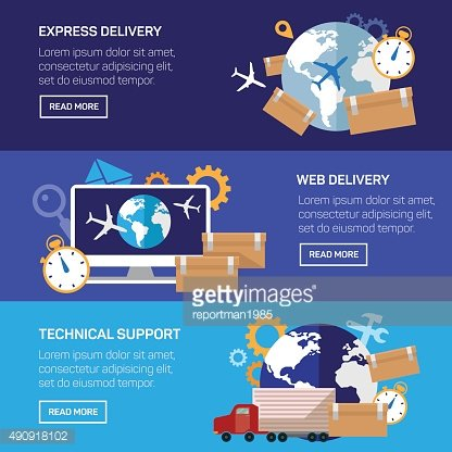 International delivery and worldwide postage