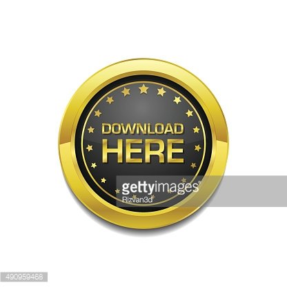 Download Here Glossy Shiny Circular Vector Button