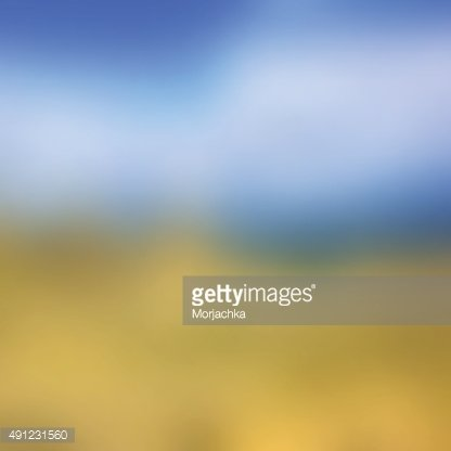 Abstract vector background. Sea and sky. Nature illustration.