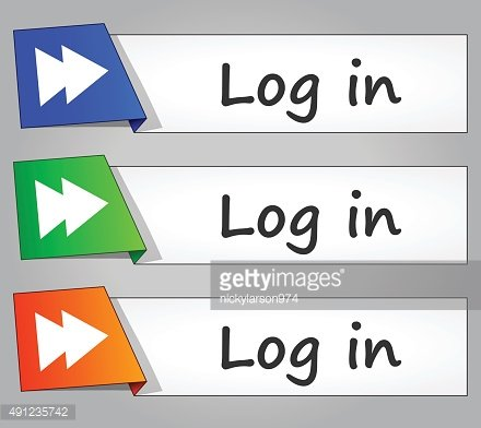 log in buttons