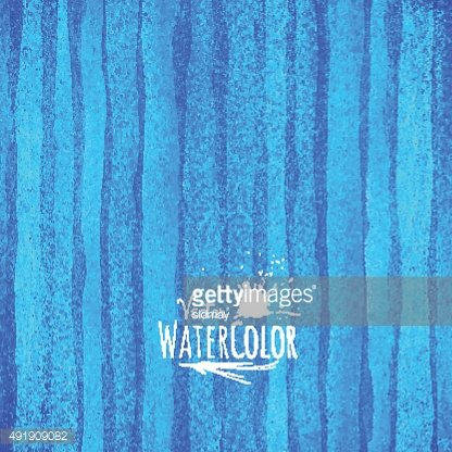 blue watercolor texture, abstract illustration