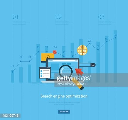 Concepts for search engine optimization and web analytics elements