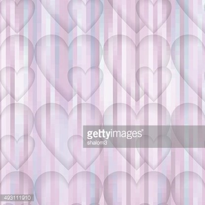 Fine low contrasting background with heart shape