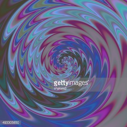 Blue and purple swirl abstract plastic background. Bitmap background image.