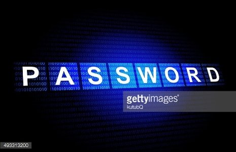Password security protection