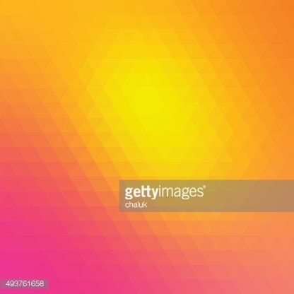 Multicolored polygonal pressed pattern background
