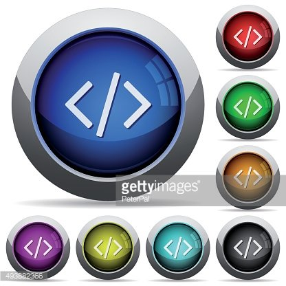 Code button set