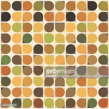 Abstract Background - Colorful Pattern