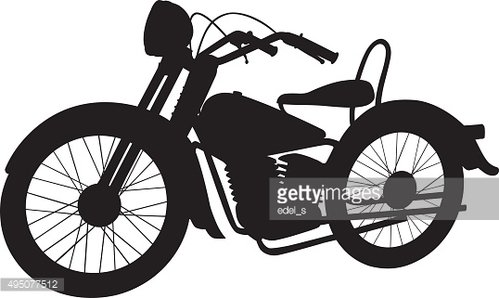 Shadow motorcycle