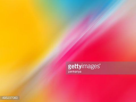 Abstract multicolored gradient background