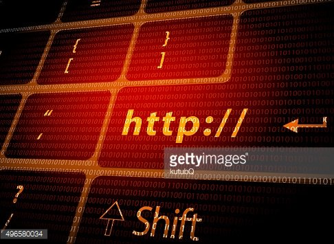 http button on computer keyboard