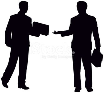 Business Silhouette - package!