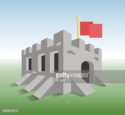 Little old fortress