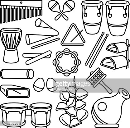 Percussion Instruments.