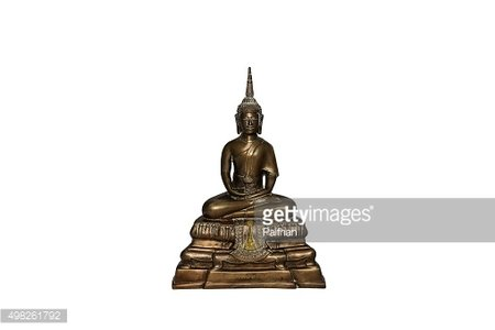 Buddha images in Thailand