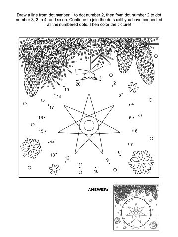 Printable Snowman With Christmas Ornaments Coloring Page | 479x359