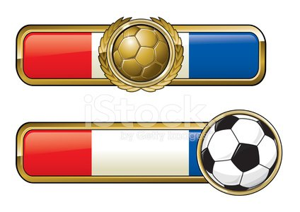 Soccer Badge - France