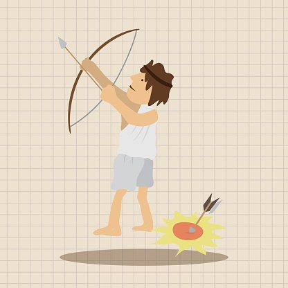 people cartoon character theme elements